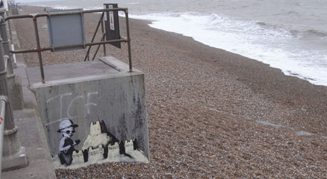 Banksy Prints: Latest post